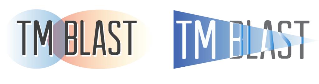 TM Blast Early Logo