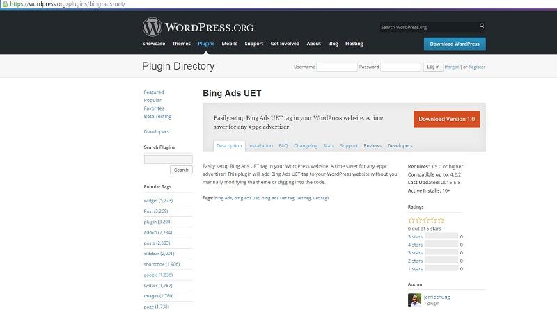 Jamie-Chung-WordPress-plugin
