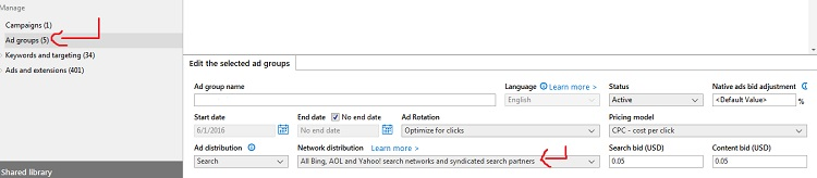How to Have Success with Bing Ads Syndicated Search Partners
