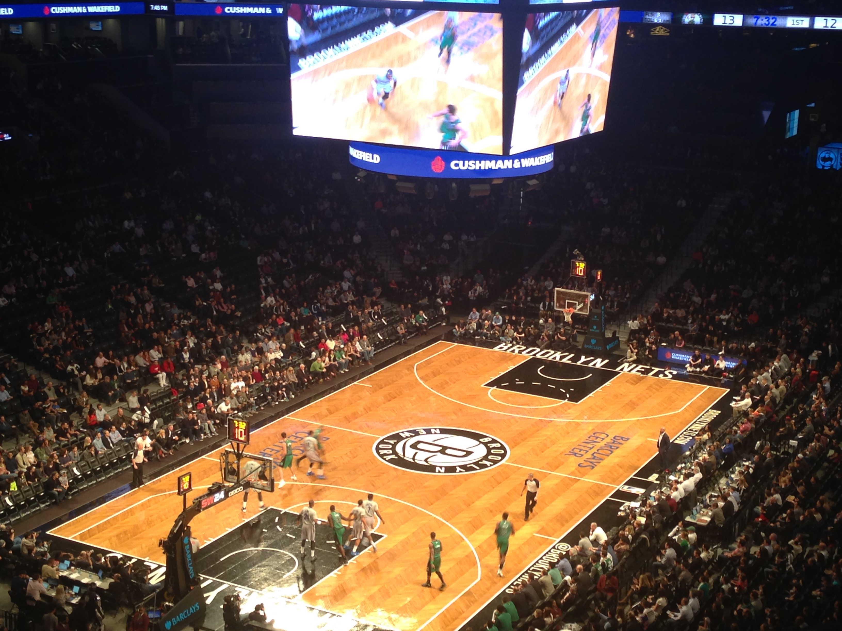 Barclays Center in Brooklyn