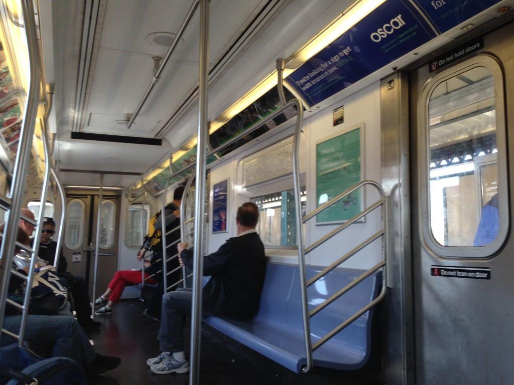 New York City Train
