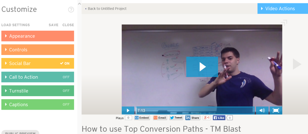 Top Conversion Paths in Google Analytics using Wistia, Greg Kristan