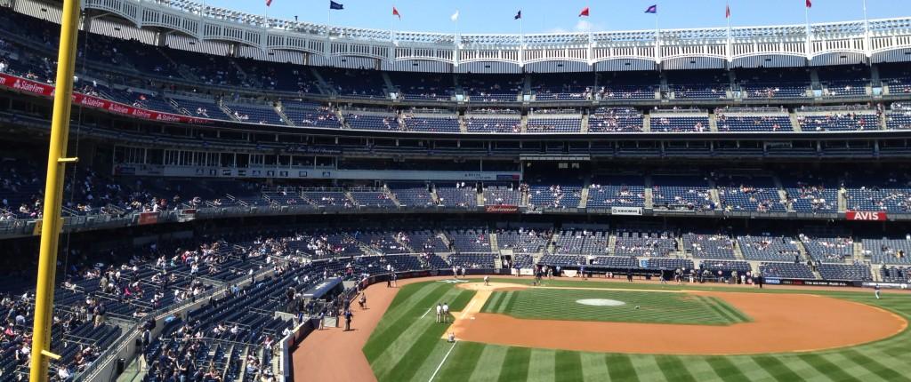 Yankee Stadium Day