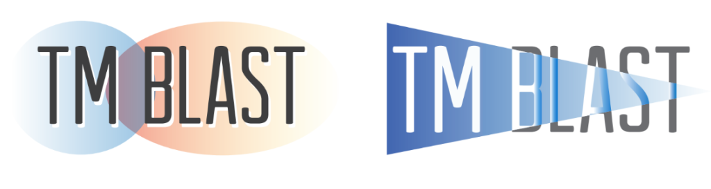 TM Blast Early Logo