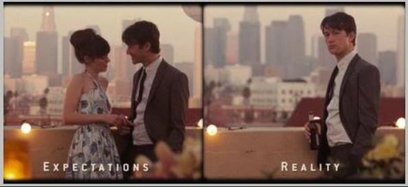 500 Days of Summer Expectations vs Reality