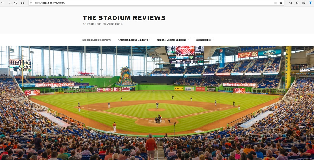 The Stadium Reviews Homepage New Project by TM Blast