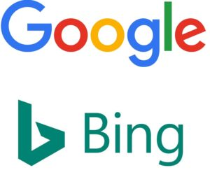 Search Engines Google and Bing