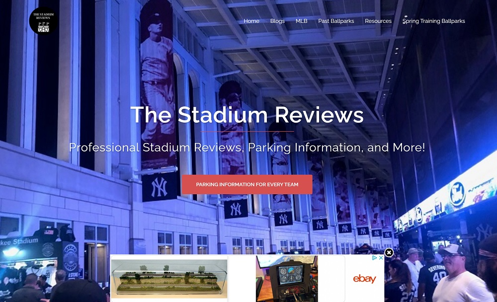 17 Blogs for The Stadium Reviews